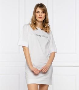Sukienka Emporio Armani w stylu casual mini prosta