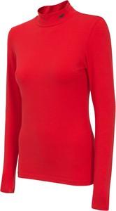 Czerwona bluzka 4F