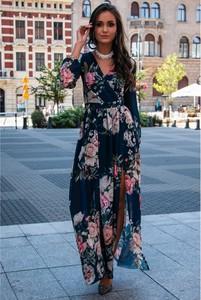 Sukienka Roco z dekoltem w kształcie litery v
