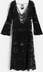 Sukienka Reserved mini z dekoltem w kształcie litery v