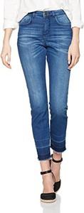 Niebieskie jeansy Opus