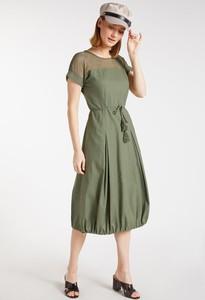 Sukienka Monnari z krótkim rękawem midi