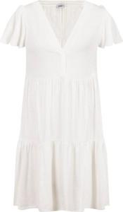 0abaa0f267 białe lniane sukienki - stylowo i modnie z Allani
