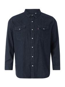 Koszula Levi`s Plus z długim rękawem z jeansu