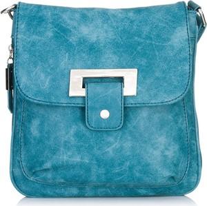 Niebieska torebka Bag Street duża