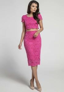 Różowa spódnica Nommo