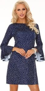 Sukienka MERRIBEL z bawełny mini