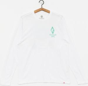 Koszulka z długim rękawem Element z bawełny z długim rękawem