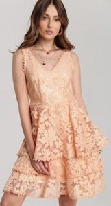 Sukienka Renee rozkloszowana bez rękawów mini