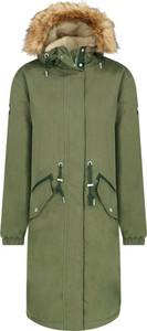 Zielona kurtka Tommy Jeans