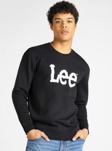 Czarna bluza Lee w młodzieżowym stylu