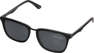 Recman okulary leander czarny