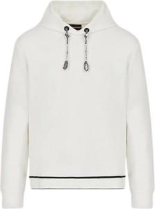 Bluza Emporio Armani w stylu casual z żakardu