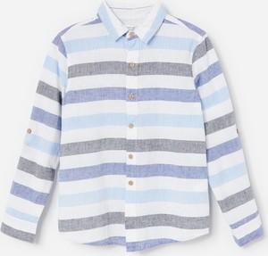Koszula dziecięca Reserved w paseczki