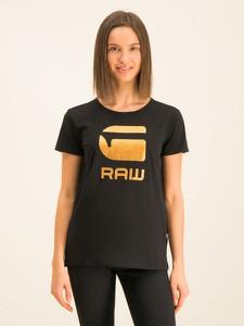 T-shirt G-Star Raw z okrągłym dekoltem