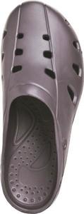 Fioletowe buty letnie męskie Demar w stylu casual