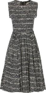 05ba0bf479 Sukienka MaxMara bez rękawów midi z okrągłym dekoltem