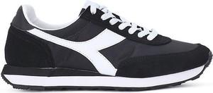 Czarne buty sportowe Diadora