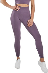 Fioletowe spodnie Boco Wear