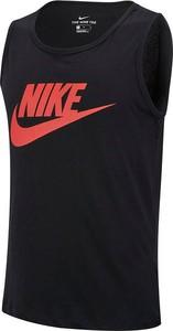 Koszulka Nike z tkaniny z nadrukiem