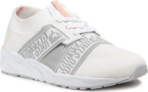 Buty sportowe Big Star z płaską podeszwą w sportowym stylu
