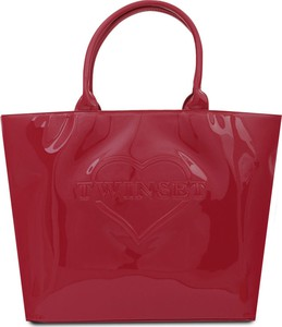fa01f0f106fea torebka lakierowana czerwona - stylowo i modnie z Allani