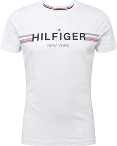 T-shirt Tommy Hilfiger z dżerseju z krótkim rękawem