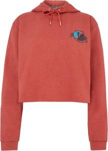 Czerwona bluza O'Neill