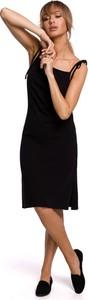 Sukienka Merg na ramiączkach midi