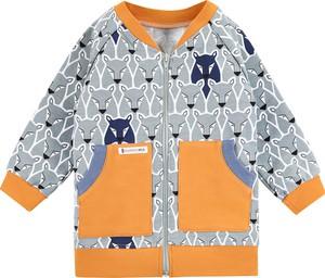 Bluza dziecięca Mammamia z bawełny