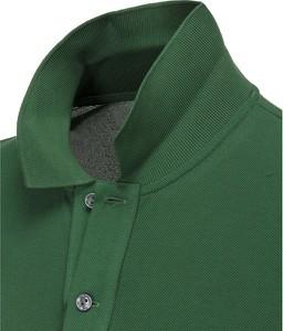 Zielony t-shirt Lacoste z krótkim rękawem w stylu casual