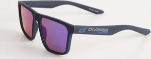 Diverse Okulary PERFORM Granat -