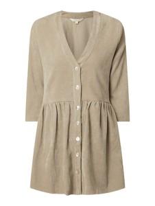 Sukienka Review mini w stylu casual z długim rękawem