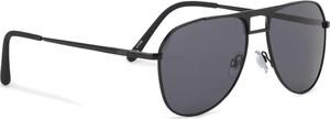Okulary przeciwsłoneczne VANS - Hyde Shades VN0A3HIRH821 Matte Black