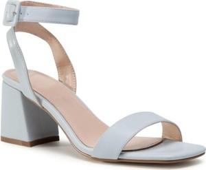 Niebieskie sandały Jenny Fairy z klamrami