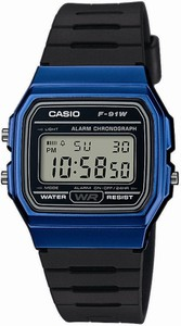 Casio Collection Men F-91WM-2AEF