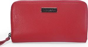 Czerwony portfel Domeno