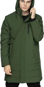 Zielona kurtka 4F w stylu casual