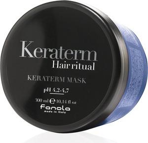 Fanola, Keraterm Hair Ritual Mask, maska keratynowa do włosów, 300 ml
