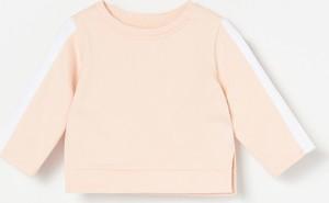 Różowa bluza dziecięca Reserved dla dziewczynek