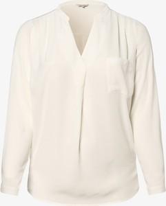 Bluzka ONLY Carmakoma z dekoltem w kształcie litery v z długim rękawem