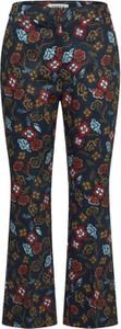Spodnie EDITED w stylu casual z bawełny