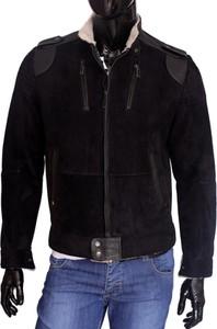 ebb9795384427 zimowe kurtki skórzane męskie - stylowo i modnie z Allani