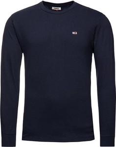 Koszulka z długim rękawem Tommy Hilfiger z bawełny w stylu casual