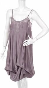 Fioletowa sukienka Milla