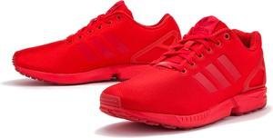 Buty sportowe Adidas sznurowane zx flux