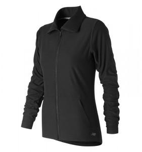 Czarna kurtka New Balance w stylu casual krótka