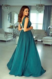 2b519f96a21562 długa suknia wieczorowa - stylowo i modnie z Allani