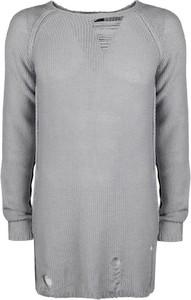 Sweter Barbarossa Moratti w stylu casual z dzianiny