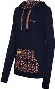 Bluza Viking w sportowym stylu z tkaniny